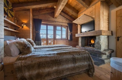 They don't come much cosier than this at Chalet Nyumba — Verbier, Switzerland, Luxury Ski Chalets, Ski Boutique