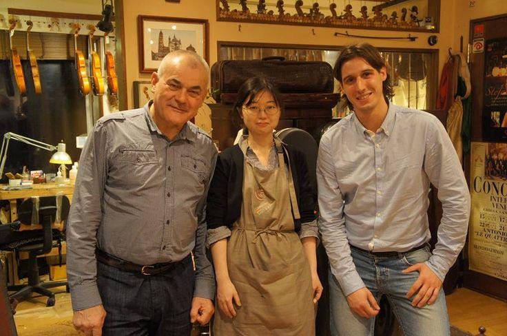 Manu + Fujiwara + Maestro