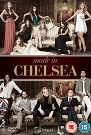 Made In Chelsea Episode 12.  Chelsea.