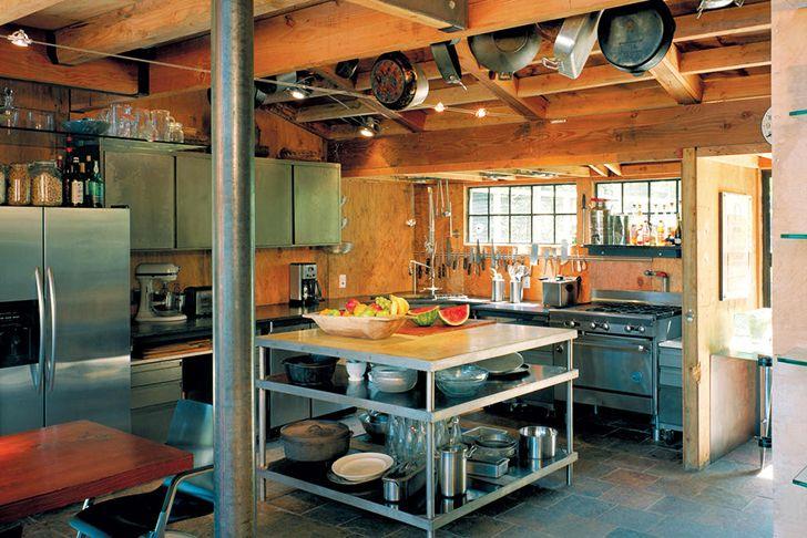 Lundberg Design's recycled woodland Breuer Cabin
