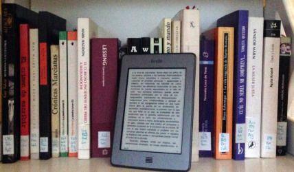 Un Kindle me guiñó el ojo …ycaí #labettyrizzo