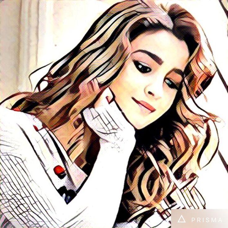 If Deepika Padukone and Priyanka Chopra were artworks? Prisma ...
