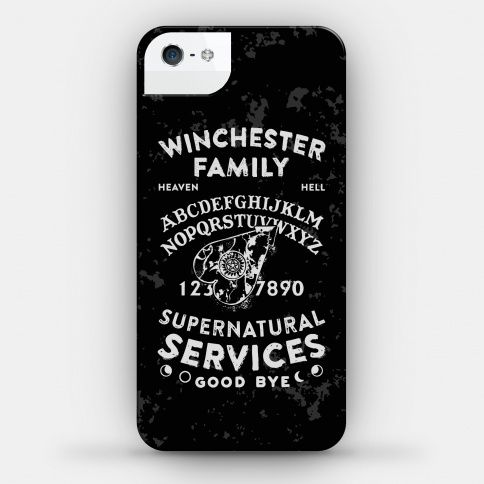 Winchester Family Ouija Board | iPhone Cases, Samsung Galaxy Cases and Phone Skins | HUMAN