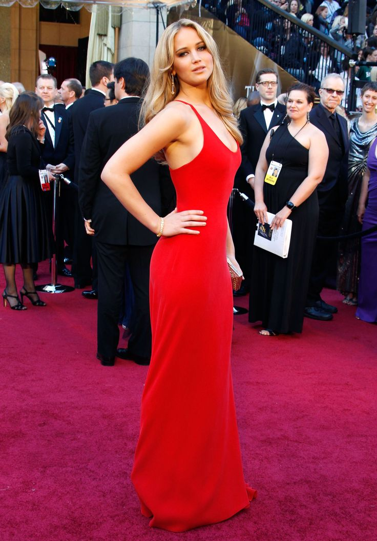 The 30 Most Gorgeous Oscars Dresses of All Time