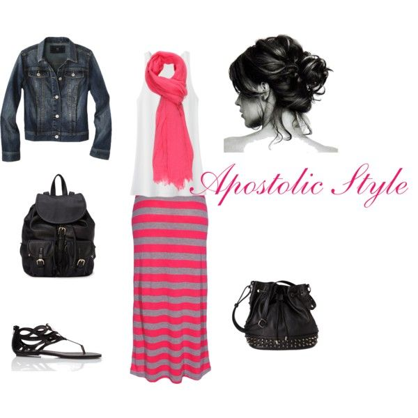 """Apostolic Style"" by apostolicgirl85 on Polyvore"