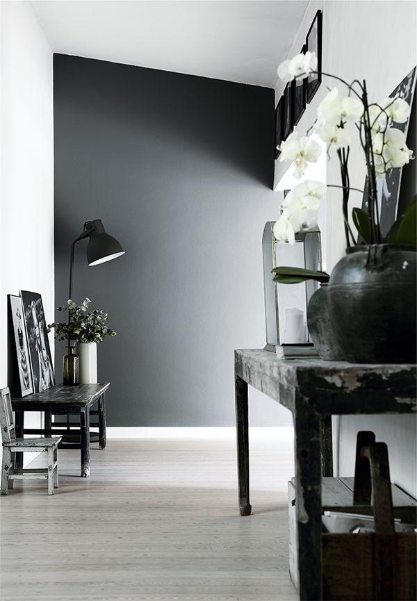 Agathe Ogeron | Décoratrice d'intérieur à Poitiers | Poitou Charentes | latouchedagathe.com | La Touche d'Agathe | décoration | décoration intérieure | noir sombre dark black
