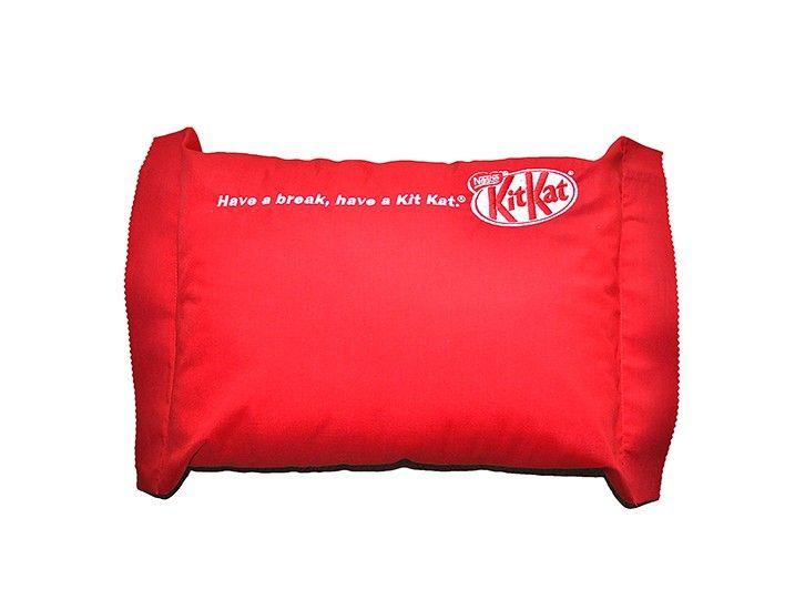 Подушка Кит Кат. Изготовление подушек под заказ.