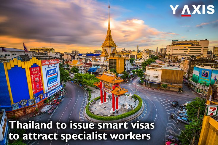 From February, applications will be issued for new #SmartVisas that #Thailand has agreed to grant to attract niche workers to work in 10 focused industries. #ThailandWorkVisas #ThailandImmigration #ThailandVisas #YAxisVisas #YAxisImmigration