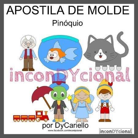 Apostila Digital do Pinóquio