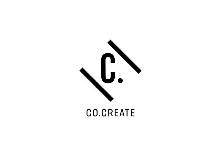 Co.Create logo by Fletcher Creative #Logo #Branding #Icon #Identity #Create