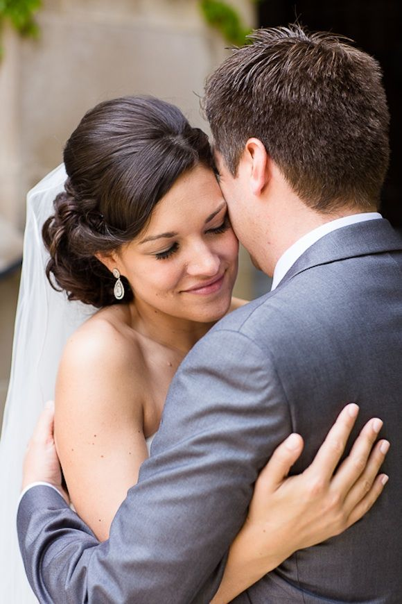 A Romantic Wedding At The Rosewater Room