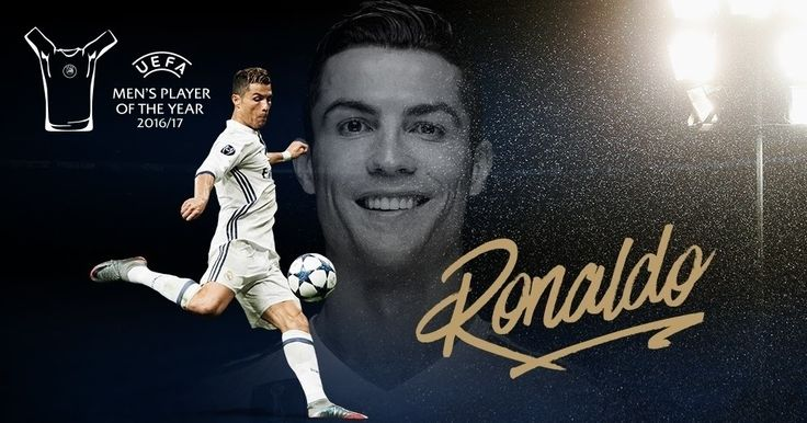 Awards in full UEFA Men's Player of the Year: Cristiano Ronaldo UEFA Women's Player of the Year: Lieke Martens Best Goalkeeper of the 2016/17 UEFA Champions League season: Gianluigi Buffon Best Defender of the 2016/17 UEFA Champions League season: Sergio Ramos Best Midfielder of the 2016/17 UEFA Champions League season: Luka Modrić Best Forward of the 2016/17 UEFA Champions League season: Cristiano Ronaldo UEFA President's Award: Francesco Totti The 32-year-old Portuguese international  who…