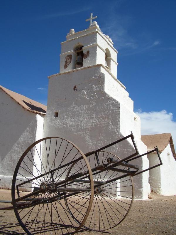 San Pedro Church, Atacama - Chile