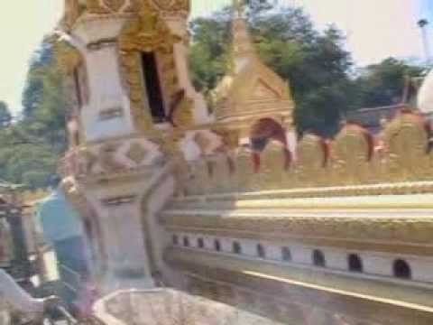 Thailandia viaggio nei templi