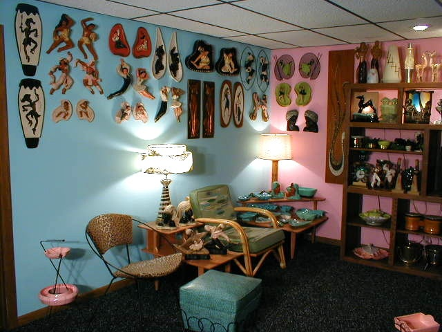 17 best images about atomic ranch tiki decor on for Tiki room decor