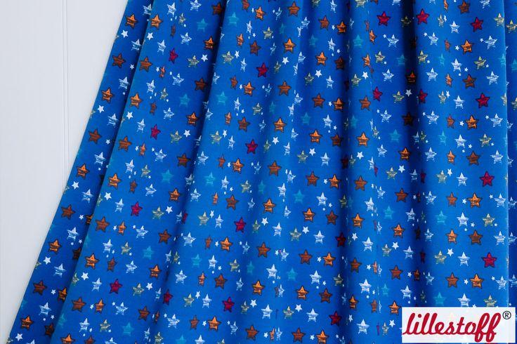 lillestoff » Stars Matilda und Oskar « // hier erhältlich: http://www.lillestoff.com/starsmatilda-oskar-4221.html