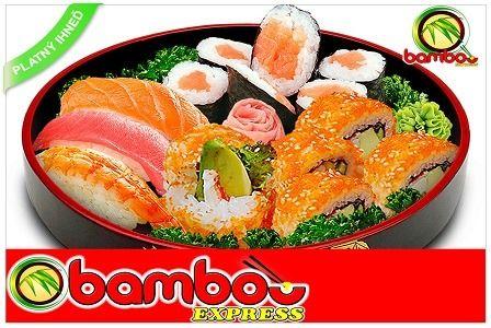 Happy set sushi, Spoznajte naozajstnú chuť sushi, ktoré vám pripraví ázijský sushi majster teraz so zľavou 48%! Reštaurácia Bamboo Expres vám ponúka Happy set sushi v hodnote 11,30 eur za fantastických 5,90 eur! Pozývame všetkých milovníkov sushi, aj tých, ktorí sa ešte len chystajú túto dobrotu ochutnať do príjemných priestorov reštaurácie v Prešove.