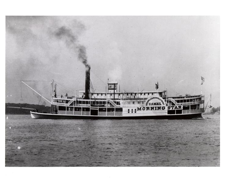 steam boat - Google Search