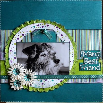 Sparkle Dreams: November Scrapbooking Class. Love the design and color scheme!