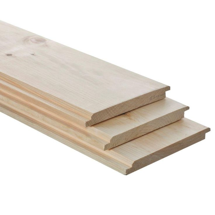 1 in. x 8 in. x 6 ft. Shiplap Board-418818 - The Home Depot