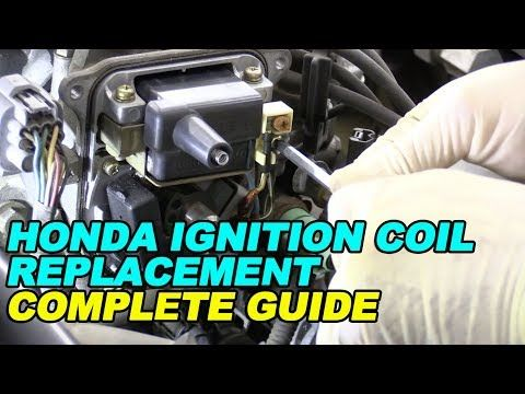 Honda Ignition Coil Replacement Complete Guide Youtube Ignition Coil Ignition Timing Ignite