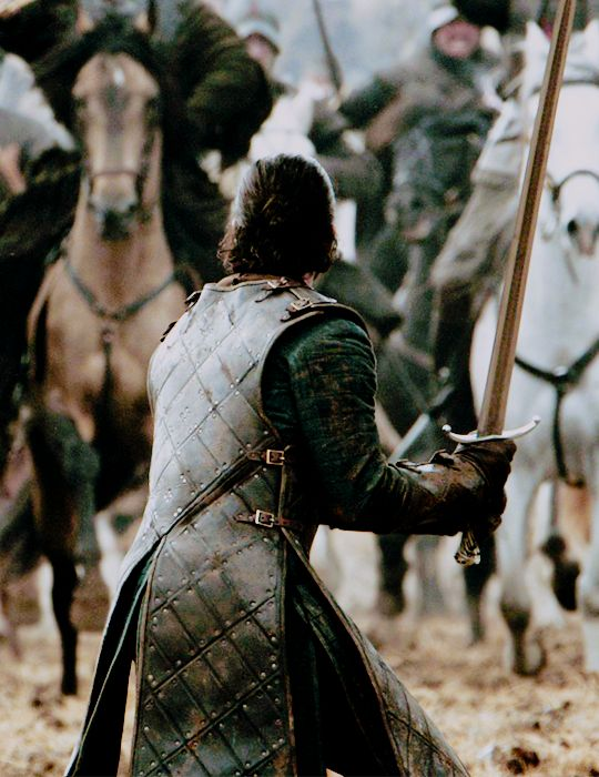 jon snow - battle of the bastards