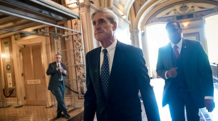 Grand Jury Details Released, Mueller is  Going After Trump On  Much More Than  Obstruction 11.13.17