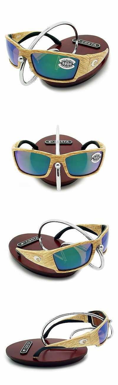Sunglasses 151543: Costa Del Mar Corbina Ashwood And Green Mirror Glass 580 New 580G -> BUY IT NOW ONLY: $169.9 on eBay!