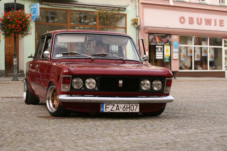 All sizes | Polski Fiat 125p in Poland | Flickr - Photo Sharing!