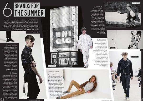 10 awesome fashion magazines layouts — Touchey Design Magazine ...