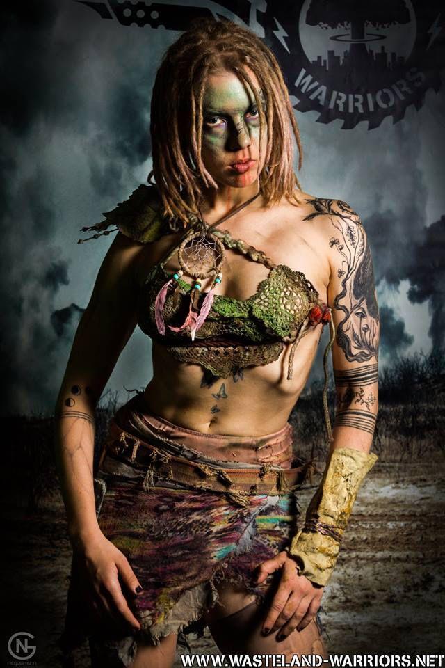 Wasteland Warriors, Coco Stardust, Photo: Nic Gassmann