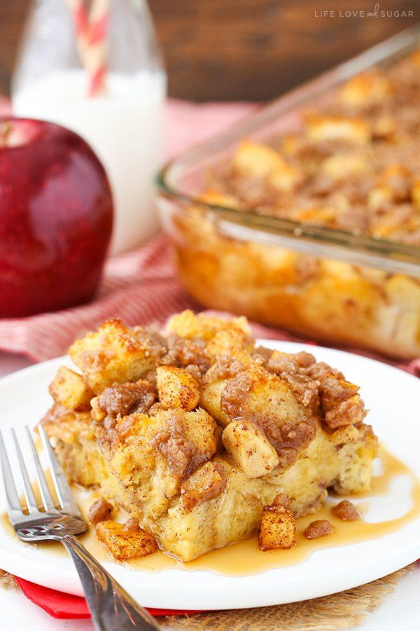 16 Drool-Worthy Make Ahead French Toast Casseroles – Community Table