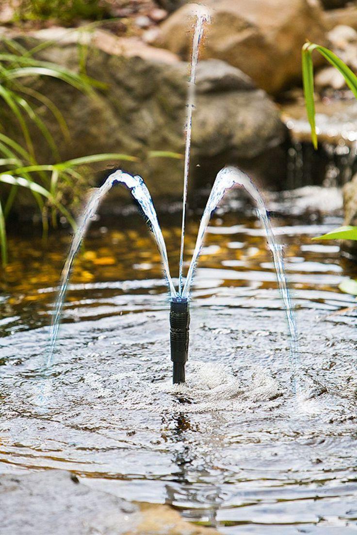 Wasserspiel Lilie, smartline Wasserspielpumpe HSP3000-00, HEISSNER GmbH