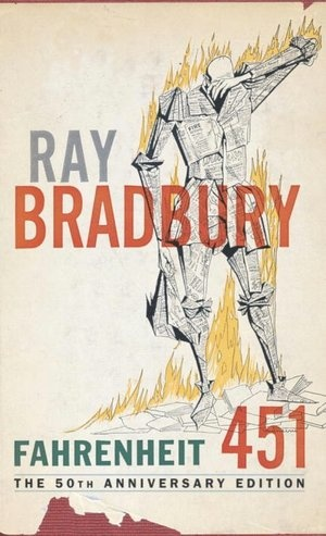 Fahrenheit 451. Such a good book :): Worth Reading, 50Th Anniversary, Fahrenheit 451, Favorite Books, Good Books, Book Paper, Books Reading