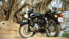 BBC TopGear Magazine India Car Gallery - Royal Enfield Bullet 500: A Royal Returns