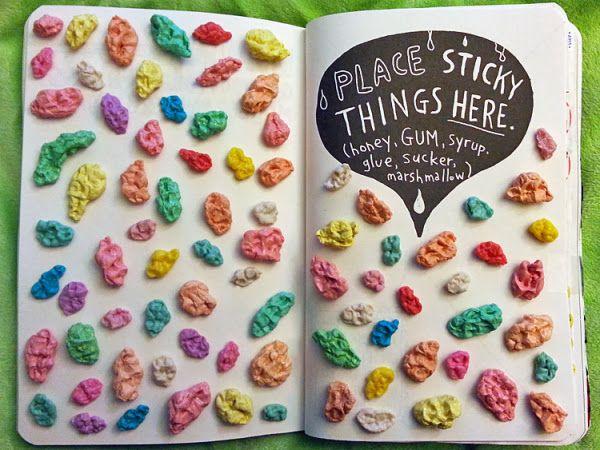 Acompanhada pelos Livros: Inspirações: Destrua este diário