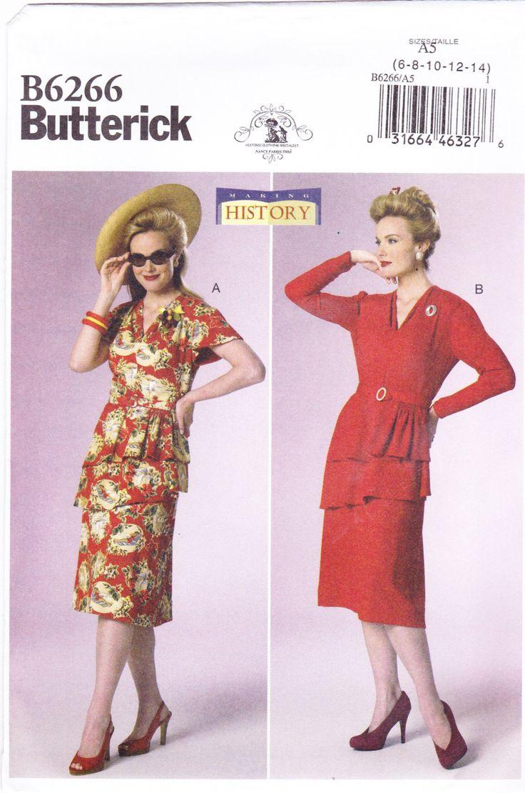 98 besten Pattern whore: Yes I am : Butterick Bilder auf Pinterest ...