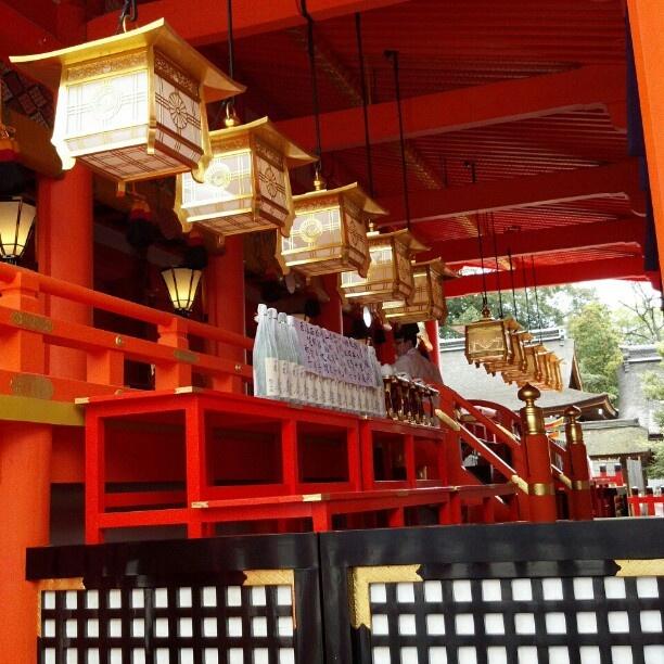 伏見稲荷大社 · 京都 Fushimi Inari Shrine, Kyoto, Japan