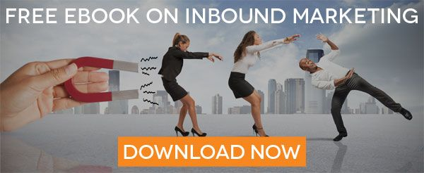 The Beginners Guide to Inbound Marketing eBook Do you know how the inbound methodology works to grow your business?  This free guide will walk you through all of the moving parts of Inbound Marketing and help you setup a strategy to grow organic website traffic and solve problems for your target customers.