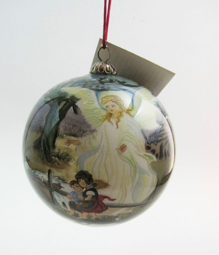 Holy Family With Angel Hair Glass Ornament: 1000+ Images About My Special Collection Of Handpainted