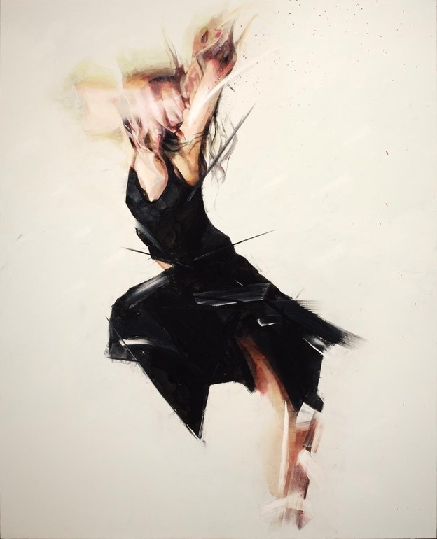 """Saatchi Online Artist: Simon Birch; """"For all the fears"""""""