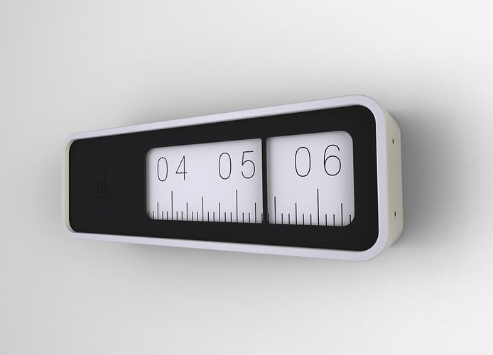 2 | A Clock That Measures Time With A Ruler | Co.Design: business + innovation + design