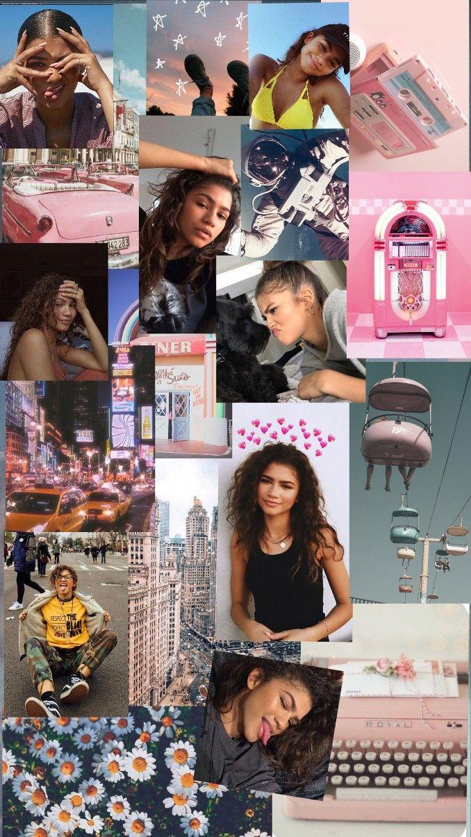 Zendaya In 2020 Zendaya Aesthetic Desktop Wallpaper Wallpaper