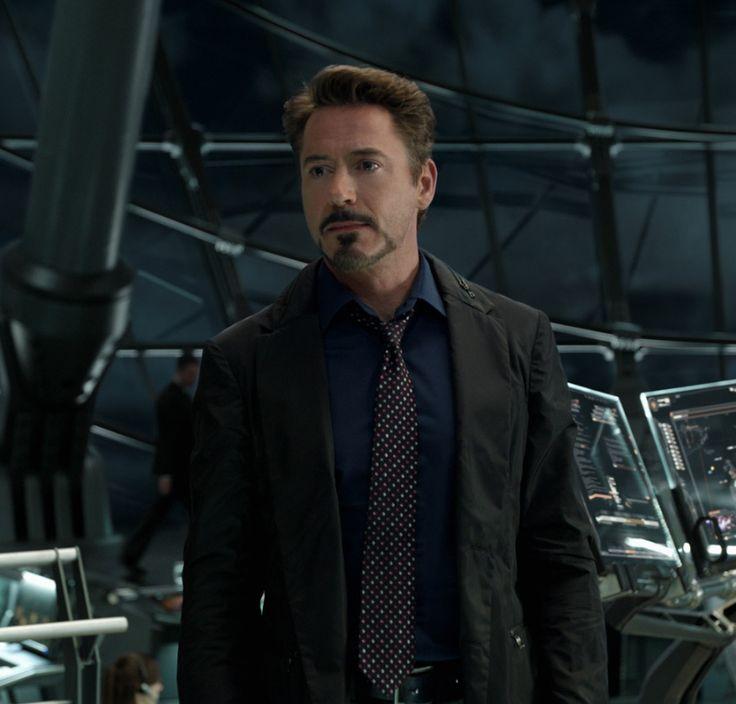 Avengers, Tony Stark coat   Movie - 49.0KB