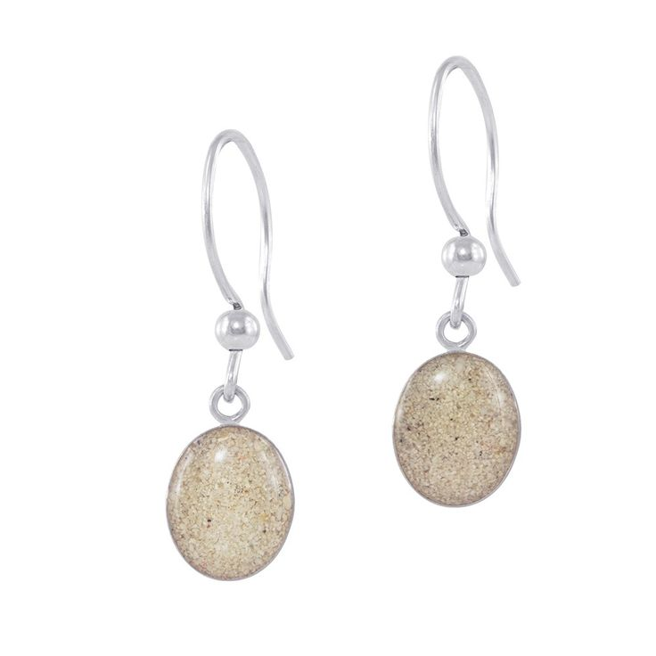 Much Too Much Round Boho Pewter Drop Earrings Silver nSnpidyNPy