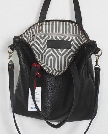 Leather Satchel / Leather Messenger Bag