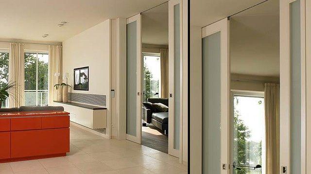 hidden sliding doors interior 2