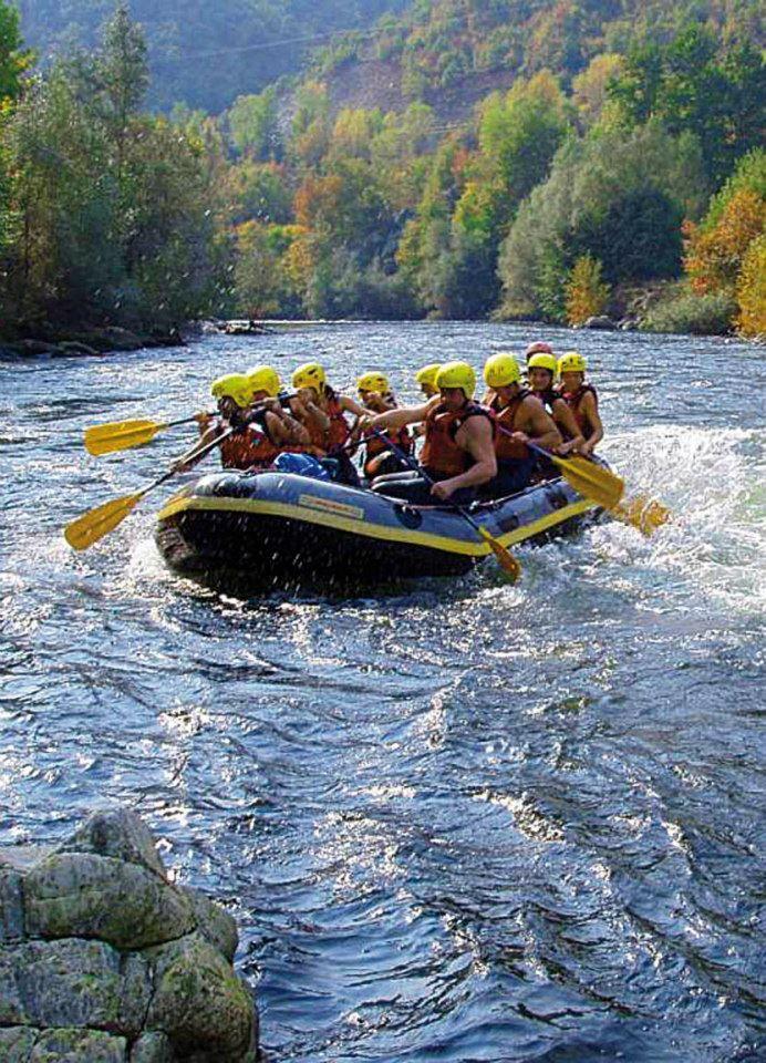 Rafting Xanthi