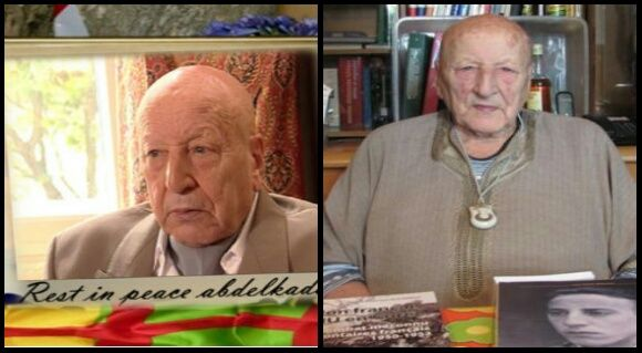 FRANCE (Tamurt) - Fils de l'auteur et écrivain d'expression kabyle, Slimane Rahmani, le père fondateur de l'Académie berbère avec Muhend Arab Bessaoud et premier président de cette institution amaz...