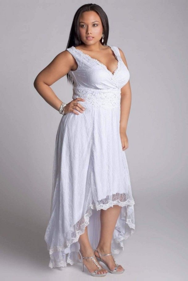 Non traditional wedding dress for plus sizes google for How to find a wedding dress